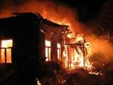 4 otaqlı ev kül oldu –   Ağstafada