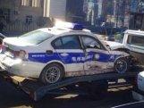 Bakıda yol polisi qəza törətdi  9 yaralı