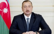 İlham Əliyev həmkarına başsağlığı verdi