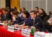 Əhməd Şahidov ATƏT-in toplantısında deputatlığa namizədliyi barədə danışıb