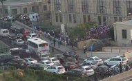 Yol polisi: Tıxacın yaranmasında sürücülər günahkardır
