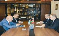 Azərbaycan və Belarus gömrük əməkdaşlığının perspektivlərini müzakirə ediblər
