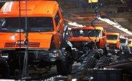 Azərbaycan yük avtomobillərinin istehsalını xeyli artırıb