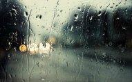 Yağışlı hava şəraiti geri qayıtdı