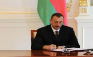 Prezident İlham Əliyev BMT əməkdaşlarını təltif etdi