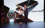 Samsung Galaxy Note 5 artıq Azərbaycanda   – FOTO