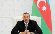 Azərbaycan prezidenti çexiyalı həmkarını təbrik etdi