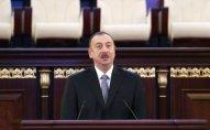 İlham Əliyev parlamentdə çıxış etdi   - Yenilənib