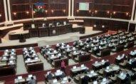 Parlamentdə İSLAHATLAR:   4 yeni komitə yaradılır, 3-nün adı dəyişdirilir