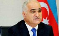 Şahin Mustafayev Dağıstanın baş naziri ilə görüşüb