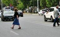 Avtomobil piyadanı vuraraq öldürdü   - Goranboyda