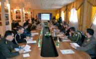 Müdafiə Nazirliyində hərbi attaşelərlə toplantı keçirildi