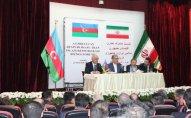 Təbrizdə İran-Azərbaycan biznes-forumu keçirilib