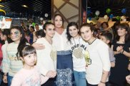 Mehriban Əliyeva uşaqlar üçün təşkil etdiyi şənlikdə   - Fotolar