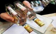Azərbaycan Rusiyadan 2 milyon litr spirtli içki idxal edib