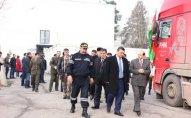 Azərbaycanın yardımı Tacikistana çatdı