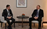 """İlham Əliyev """"Lazard Avropanın"""" vitse-prezidenti ilə görüşdü"""