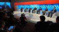 İlham Əliyev Davosda çıxış edib   — FOTOLAR