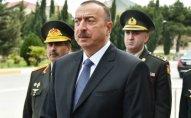 """Prezident: """"Əsgərlərimiz düşmənə layiqli cavab verdi"""""""