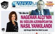 """Aqil Ələsgər """"Miliyyət""""in ermənipərəst yazarına türk mediasında cavab verdi"""