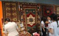 Azərbaycan xalçaları beynəlxalq festivalda   - Fotolar