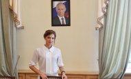 Putinin yerini bu qadın tutacaq  - Rusiyada ilk