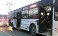 DİQQƏT! Bakıda bəzi marşrut avtobuslarının hərəkət istiqaməti dəyişdirilib