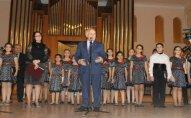 Bəstəkar Nazim Əliverdibəyovun 90 illik yubleyinə həsr olunmuş konsert keçirilib