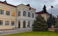Rusiyanın Azərbaycandakı səfirliyinin mühafizəsi gücləndirildi