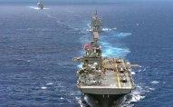 ABŞ donanması İran gəmilərini atəşə tutdu