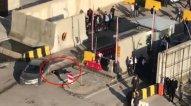 Türkiyədə növbəti terror - polis idarəsinə silahlı hücum olub, ölən var - Video