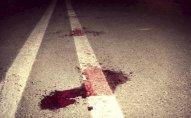 Bakıda müştəri gözləyən taksi sürücüsünü avtomobil vurub öldürdü