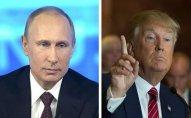 Tramp Putinin qarşısına ŞƏRT QOYDU