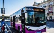 Bu marşrut avtobusunun hərəkət istiqaməti dəyişir