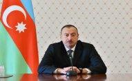 İlham Əliyev qırğızıstanlı həmkarına başsağlığı verdi