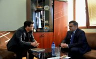 Rəşad İsmayılov Acarıstanın turizm departamentinin sədri ilə görüşdü