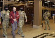Belarus DİN: Lapşin əlavə müdafiə üçün müraciət etməmişdi