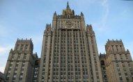 Rusiya XİN: PKK-nı terror təşkilatı saymırıq