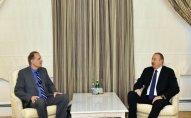 Prezident AŞ PA-nın Azərbaycan üzrə məruzəçisini qəbul etdi