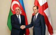 Bakıda Azərbaycan və Gürcüstan XİN başçılarının görüşü keçirilir