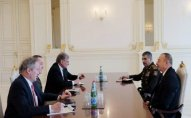 Prezident ABŞ-ın Baş Qərargah Rəisləri Komitəsinin sədrini qəbul etdi