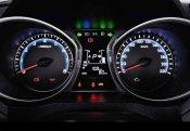 120-lik yolda şou göstərən sürücü - Video