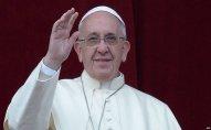 Roma Papası müsəlmanlara 100 min avro BAĞIŞLADI