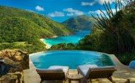 23 yaşlı müğənninin milyon dollarlıq füsunkar adası - FOTOLAR