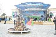 Sabirabad rayonunda Novruz şənlikləri keçirilib