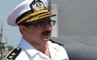 Həbs edilən Vitse-admiral:
