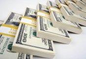 Dolların hərracdakı qiyməti - 1,7029