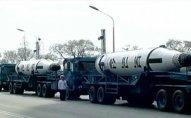 Şimali Koreya ilk dəfə olaraq sualtı qayıqların ballistik raketlərini nümayiş etdirdi