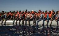 Aralıq dənizində 2000-dən çox miqrant xilas edilib