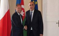 Elmar Məmmədyarov Maltanın baş naziri ilə görüşüb